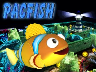 PacFish Screenshot