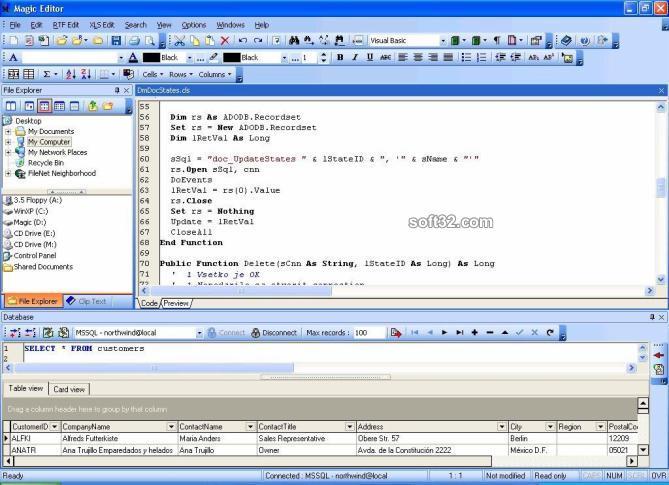 Magic Editor Screenshot 3