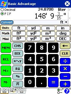 Basic Advantage Combo Screenshot 3