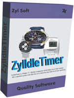 ZylIdleTimer Screenshot 1