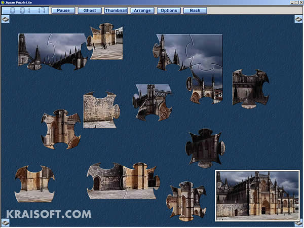 Jigsaw Puzzle Lite Screenshot
