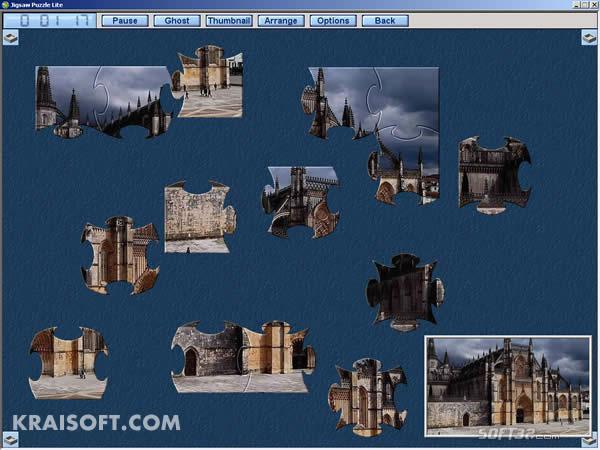 Jigsaw Puzzle Lite Screenshot 3
