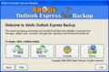 Adolix Outlook Express Backup 3