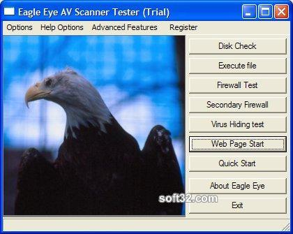 AV EAGLE Secuity Testing Suite CD .ISO Screenshot 2