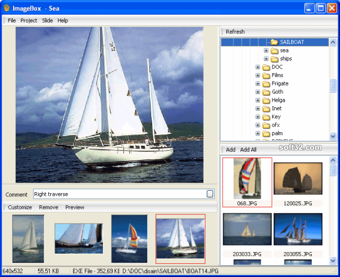 ImageBox Screenshot 2