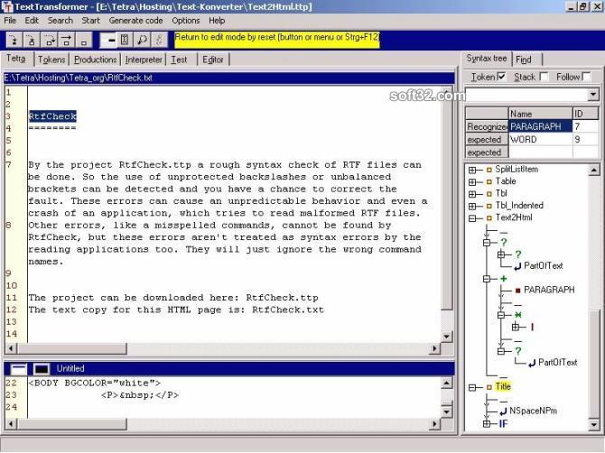 TextTransformer Screenshot 3