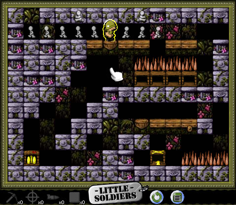 Little Soldiers for Mac Screenshot 1