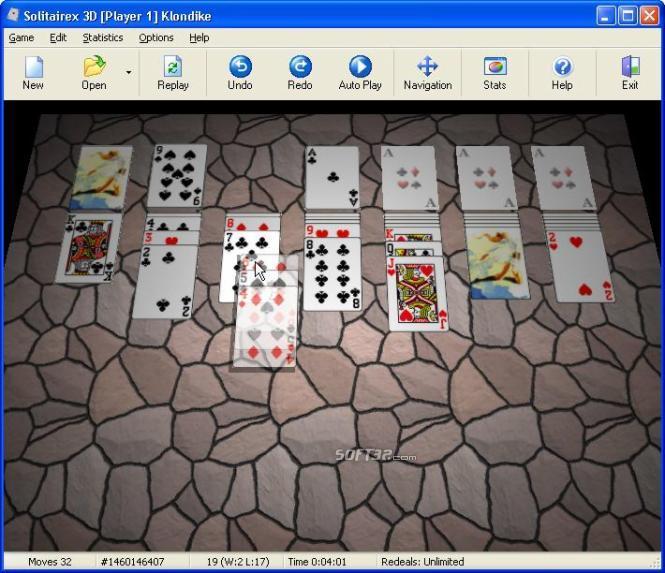 Solitairex 3D Screenshot 2