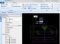 2D Viewer & Editor: DWG DXF PLT TIFF CGM 1