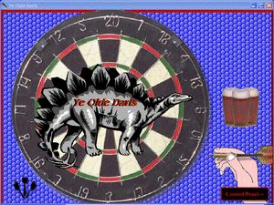 Ye Olde Darts Screenshot