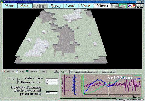 LeoCrystal Screenshot 3