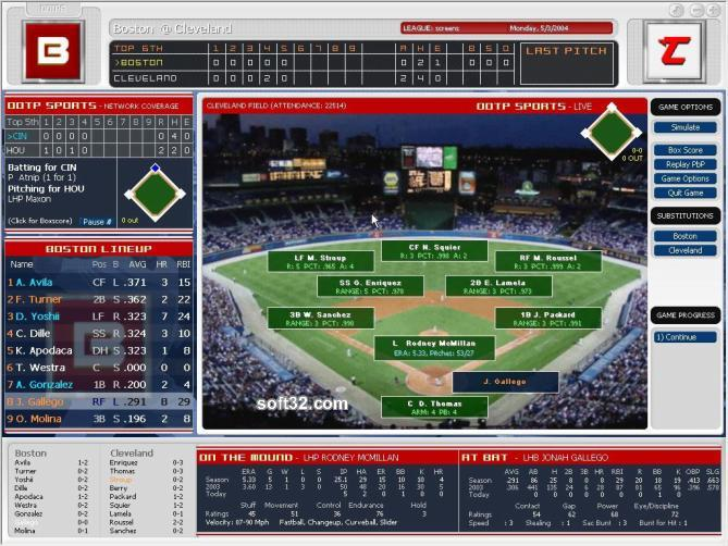 Out of the Park Baseball (PC) Screenshot 2