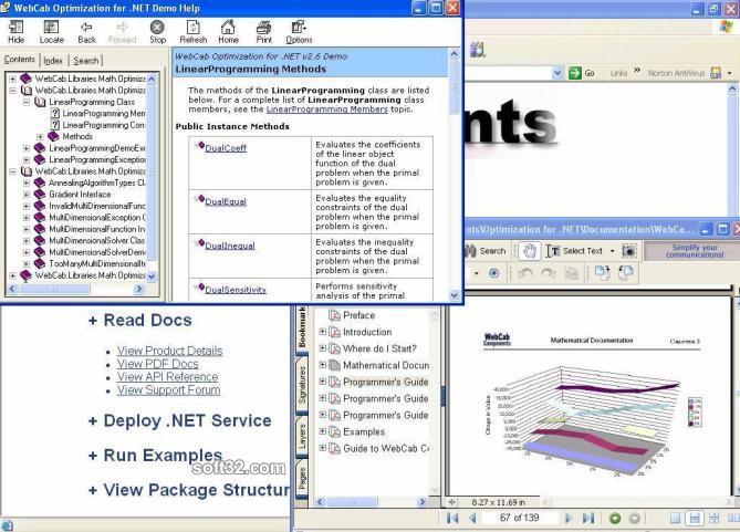 WebCab Optimization for .NET Screenshot 3