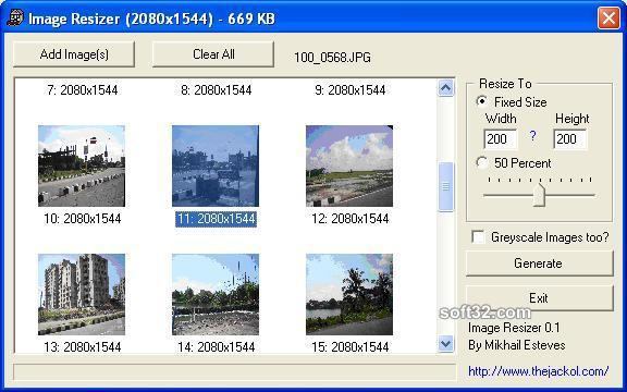 Image Resizer Screenshot 2