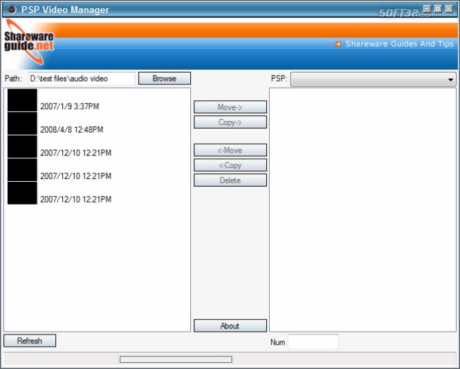 ImTOO MPEG Encoder Platinum Screenshot 7