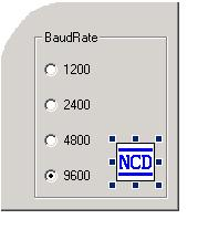 NCD ActiveX Control Screenshot