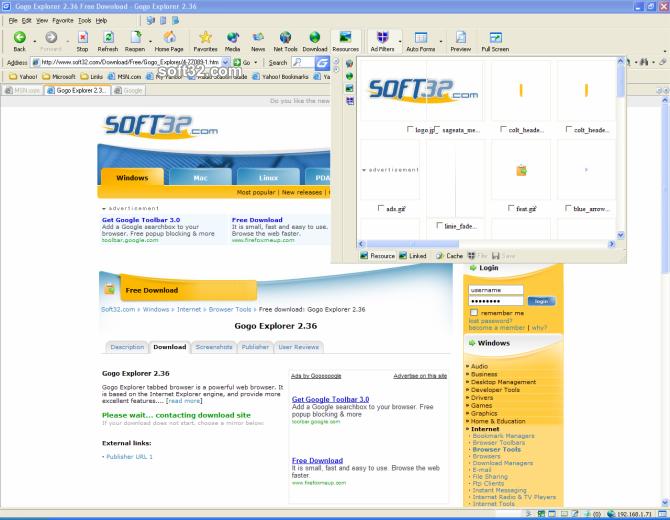 Gogo Explorer Screenshot 6