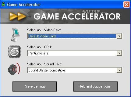 Game Accelerator Screenshot 2