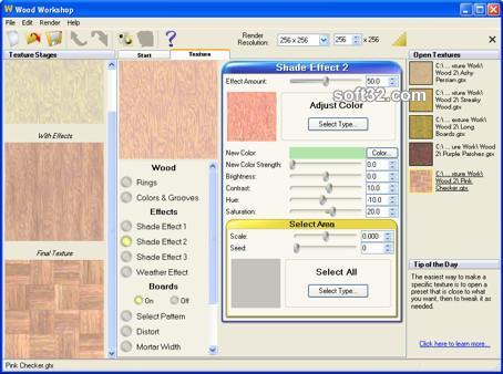 Wood Workshop Screenshot 2