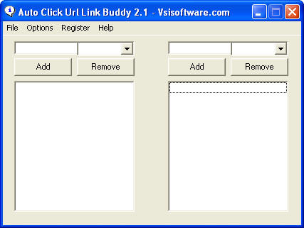 Auto Click Link Buddy Screenshot 1