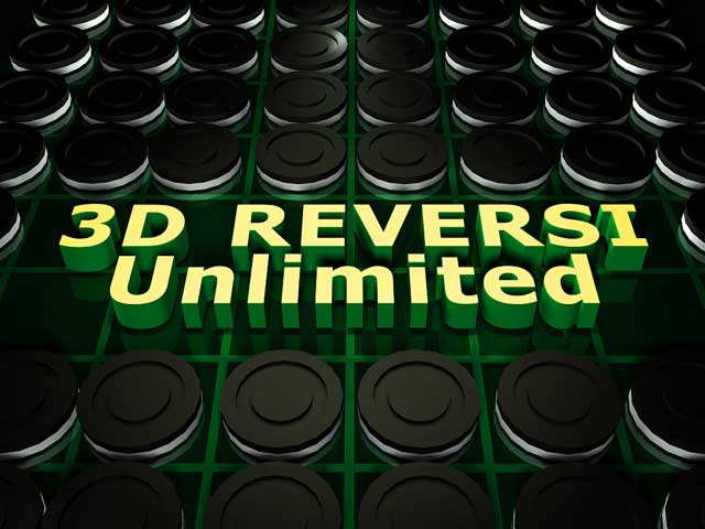 3D Reversi Unlimited Screenshot