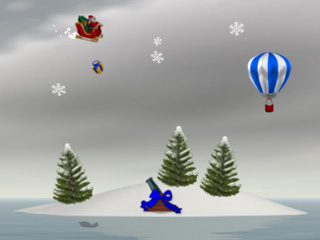 Island Wars 2 Christmas Edition Screenshot