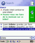ECTACO PhraseBook Spanish -> French for Pocket PC 1