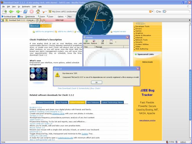 Clock! Screenshot 4