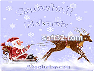 Snowfall Flake Trix Screenshot 2