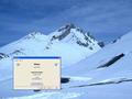Snow of Winter Screen Saver 1