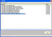 WordPerfect Macro Run WCMRUN Screenshot