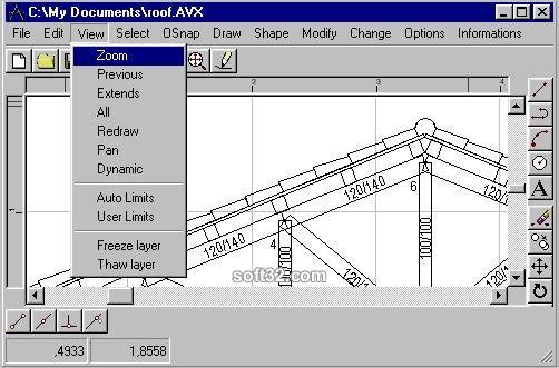 Avax Vector ActiveX Screenshot