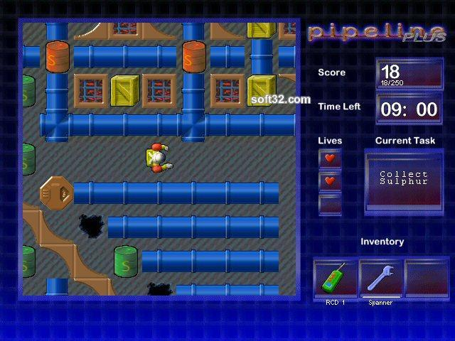 Pipeline Plus Screenshot 2