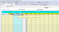 Profit Loss Report Spreadsheet 4