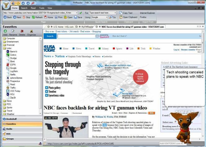 FMReader Free Screenshot 3