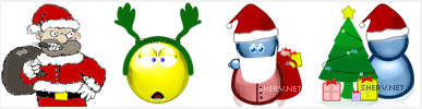 Deluxe Christmas MSN Display Pictures Screenshot
