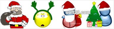 Deluxe Christmas MSN Display Pictures Screenshot 2