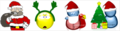 Deluxe Christmas MSN Display Pictures 1