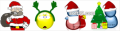 Deluxe Christmas MSN Display Pictures 2