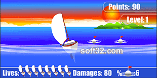 Sailing Boat Competion Screenshot