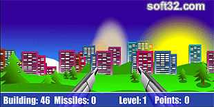 Missiles Attack Screenshot