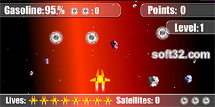 Lost Satellites Screenshot 1