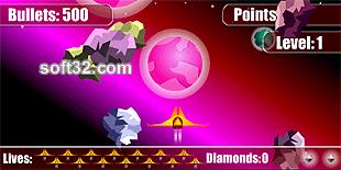 Target Asteroid Screenshot