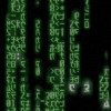 SP Matrix Screensaver Screenshot