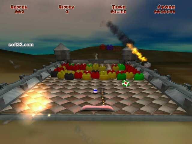 3D Blowout (Distraction Style)! Screenshot 2