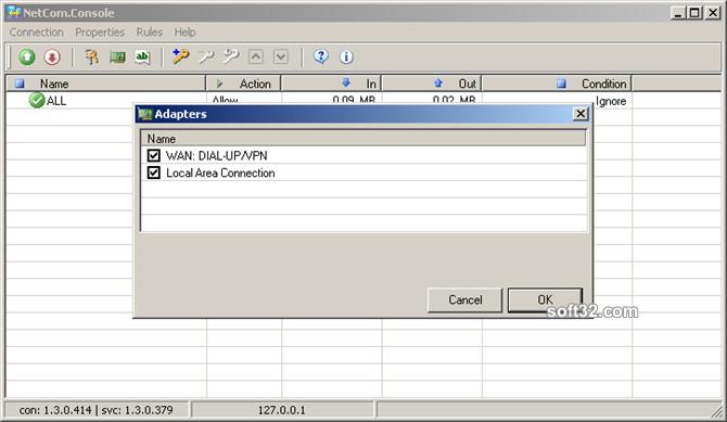 Routix NetCom Screenshot 3