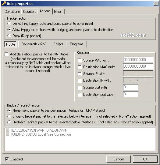 Routix NetCom Screenshot 4