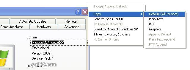 Screen OCR Screenshot 2
