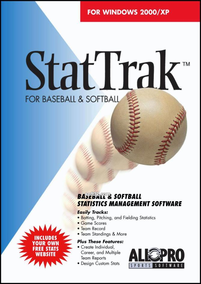 StatTrak for Baseball / Softball Screenshot 2