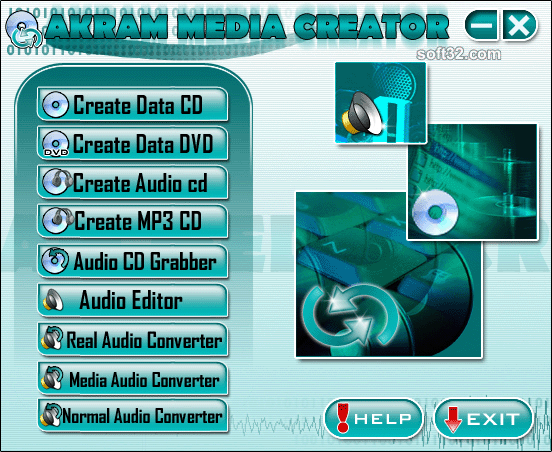 AKRAM Media Creator Screenshot 2